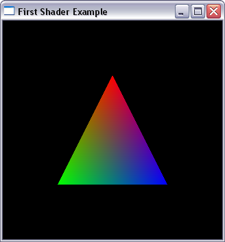 Graphics Programming I, Part 9, Chapter 1